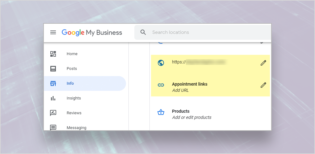 Back40 Case Study: Location Page Set Up - Google My Business Screenshot