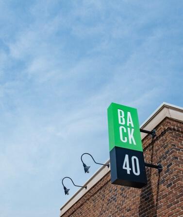 Back40 Design Building