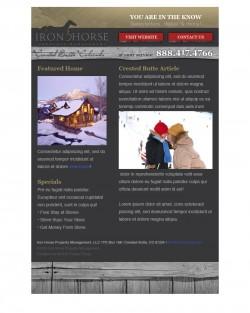 Iron Horse Newsletter