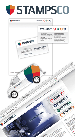 Web Portfolio - STAMPSCO website