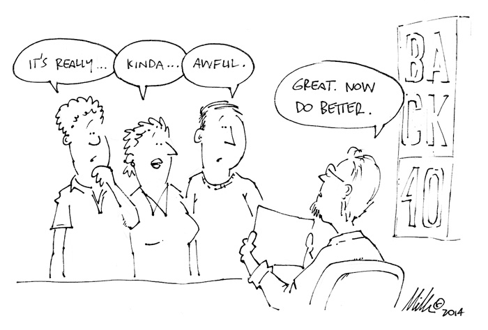 It was a bad idea cartoon