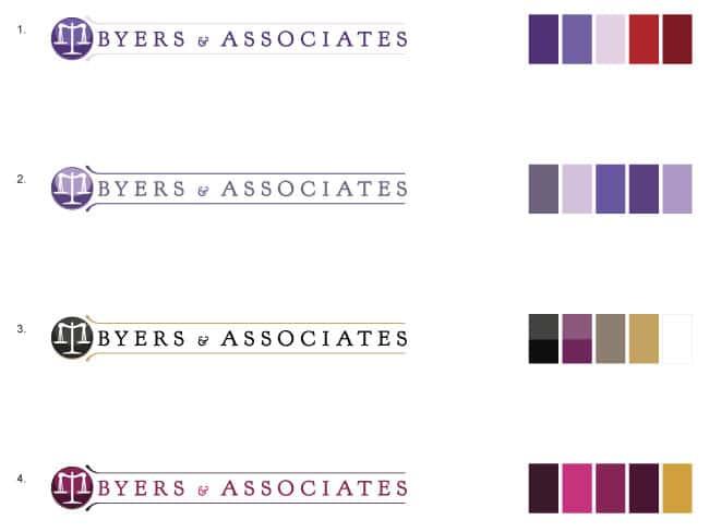 Logo Design Color Palette