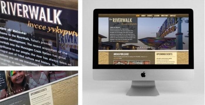 Oklahoma Tourism Web Design