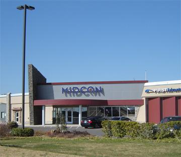 Midcon Building