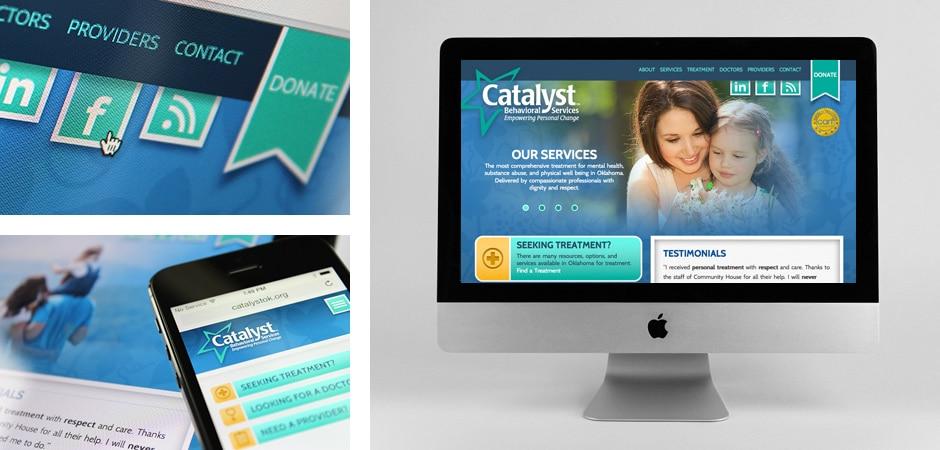 Health and Medical Website Design