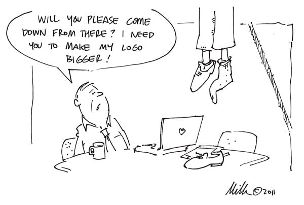 Web Designer Suicide